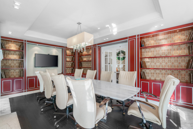 1548 Brickell Avenue first floor conference room